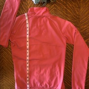 Tuff Athletics Jackets & Coats - Tuff Athletics pink zip front jacket, Sz XS